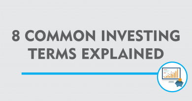 8 common investing terms explained