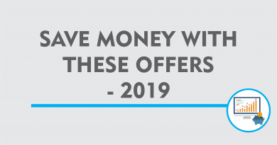 SAVE MONEY OFFERS 2019